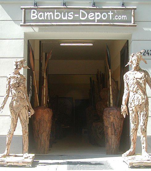 Wir führen: Bambusstangen, Teakholz Möbel & Deko zu fairen ...